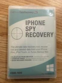 iPhone spy recovery new for sale