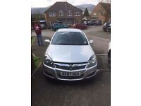 1.6l petrol, manual gearbox vauxhall astra 07 plate