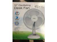 Fan 12 inch brand new £15
