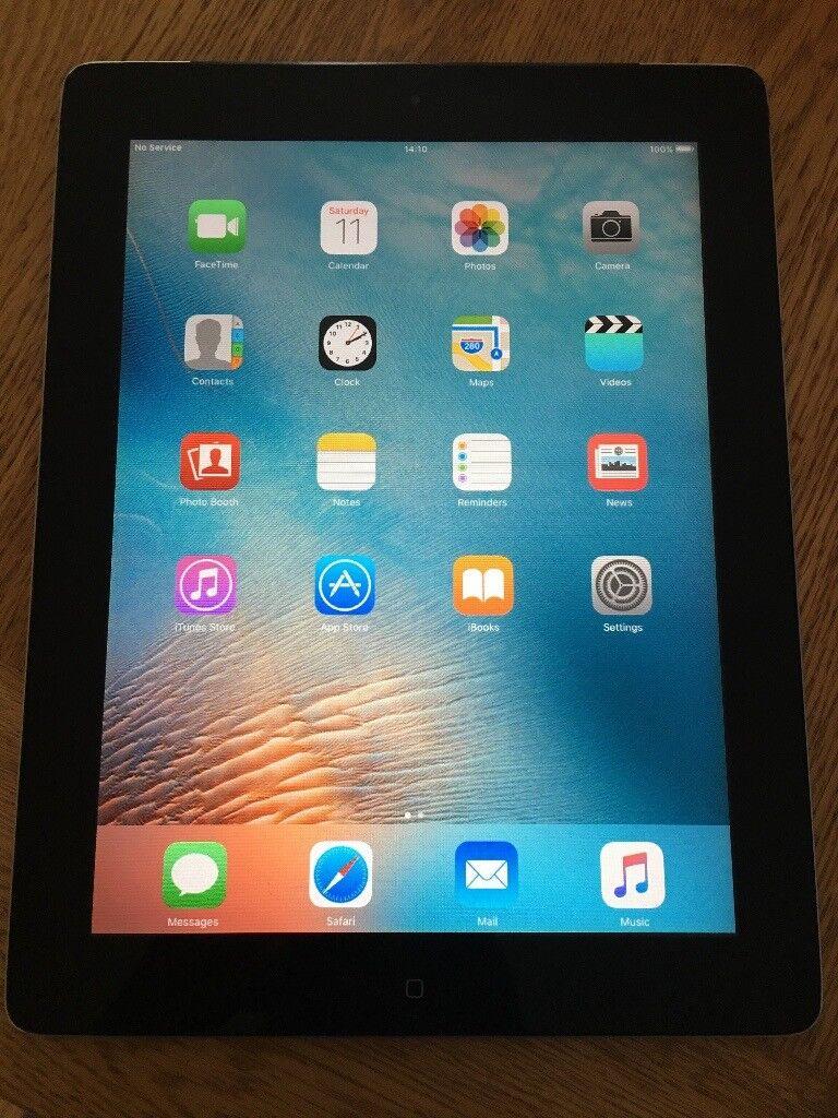 iPad 2 Wifi + 3G - Black
