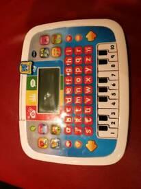 Vtech Little Apps Tablet. Excellent condition.