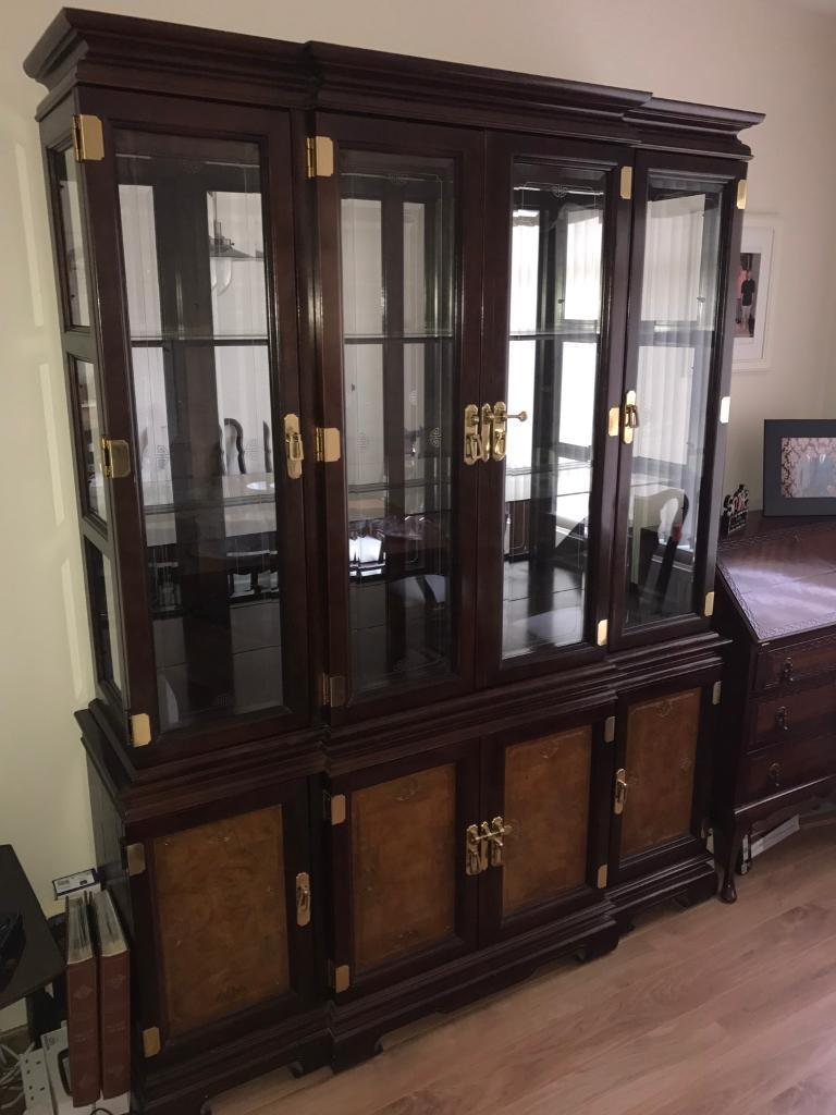 8 Piece Imperial Dynasty Dining Room Sweet In Four Winds