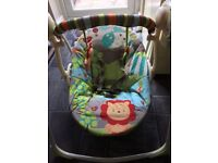Bright stars swing chair rocker