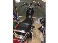125cc learner legal motorbike BRAND NEW ZERO MILES!
