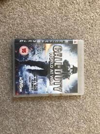 Call of Duty World at War - PlayStation 3