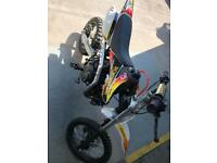 125cc pitbike 4 stroke