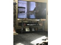 """55"""" laurus curve tv with built in freeview and Bluetooth"""
