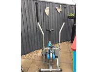 We R Sports 2-in1 Elliptical Cross Trainer Exercise Bike