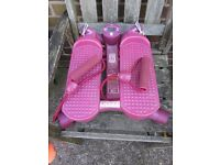 Mini Stepper/Twister -DomyosGT290 ex cond and full working order