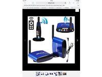 Av sender wireless