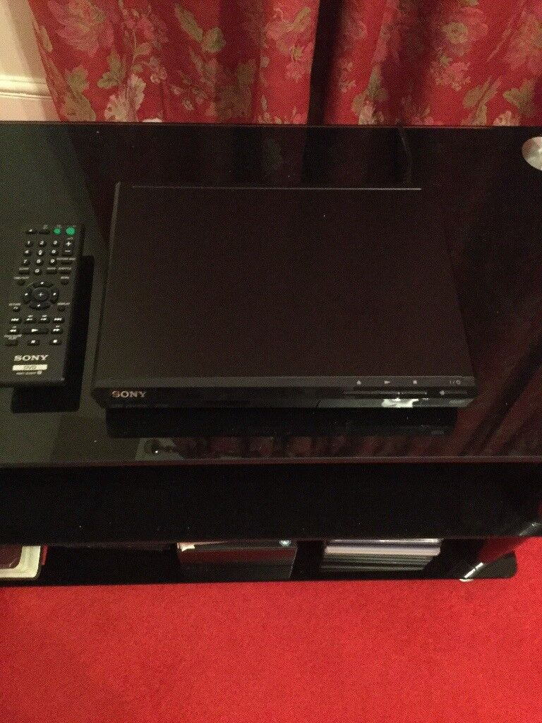 Sony DVD Player 9 Months Guarantee
