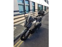Yamaha Xmax 400cc new only 800miles