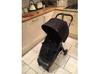 Mamas and Papas Armadillo City Pushchair/Stroller (Blackjack)