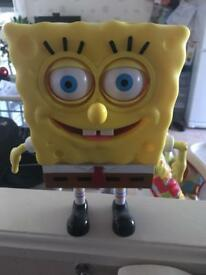 talking spongebob