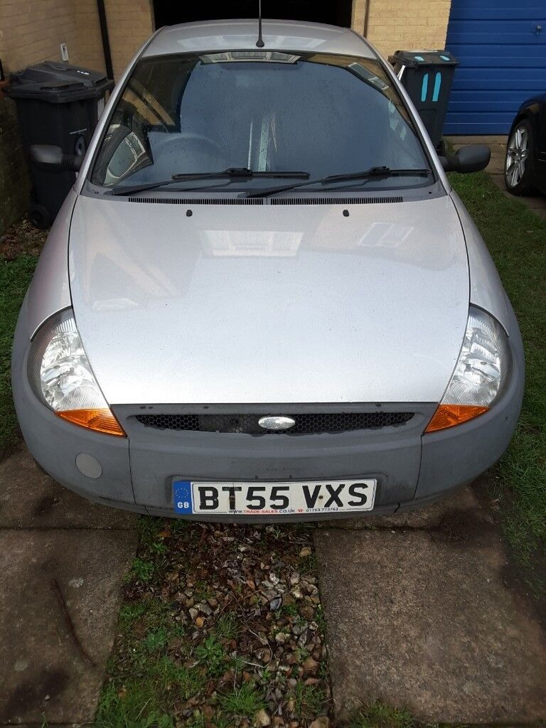 Ford Ka Breaking All Parts Cheap Good Runner