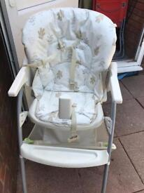 Mothercare Baby's highchair