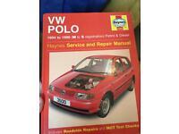 Haynes VW Polo 1994 to 1999