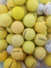 500 Driving Golf Balls