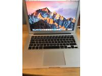 Apple MacBook Air early 2015 i5 cpu with warranty and receipt