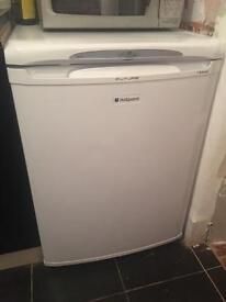 hotpoint under counter / larder fridge rla34