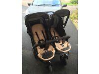 Hauck Roadster Duo SL double buggy