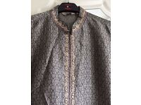 ETHNIC WEAR FOR MEN - INDIAN/PAKISTANI/SOUTH ASIAN size 38
