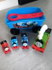 Thomas the tank engine toddler bundle