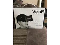 Vizor virtual reality headset new in box