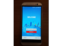 HTC One M8 - Glacial Silver 16Gb 2Gb ram