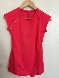 H&M Sport T-Shirt, UK Size XS