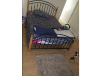 Double Bed frame for sale.