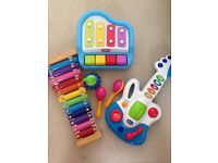 Baby toddler first music instruments