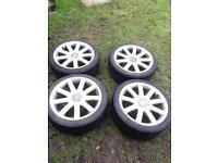Vw Audi wheels 5x112