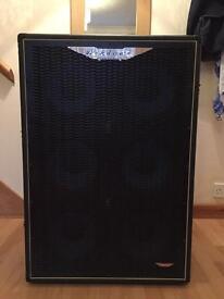 Ashdown ABM 6x10 bass cab