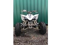 Yamaha yfz 450 road legal not raptor banshee ktm quad ltr