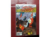Runaway Flash DC Comic