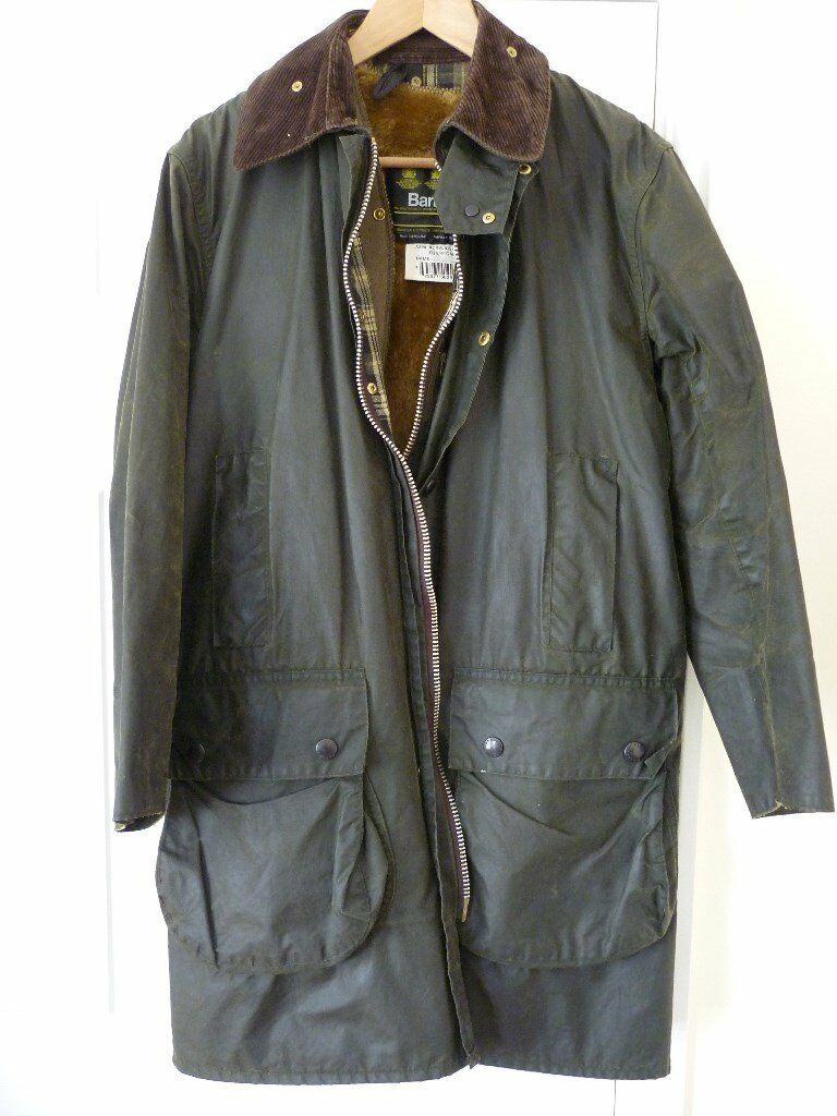 Vintage Barbour Border Jacket