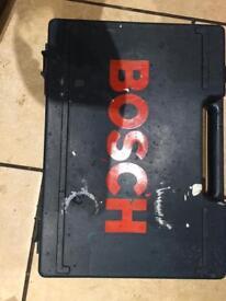 Bosch gsb 18/2re Rotary hammer drill 110v