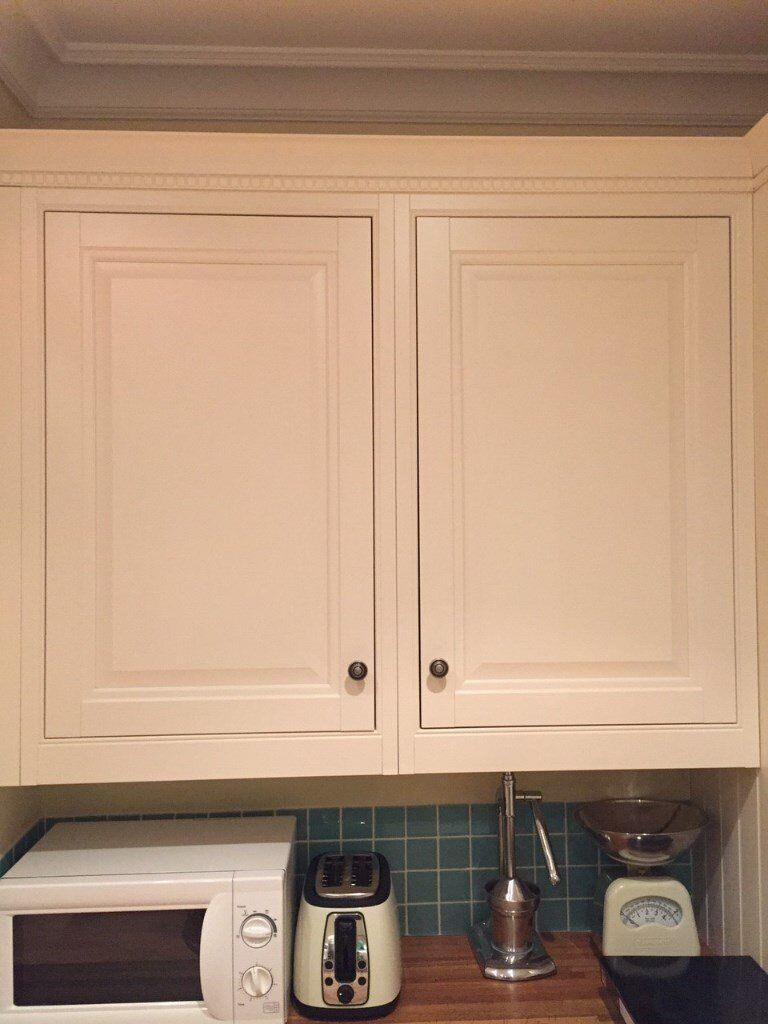 Kitchen Cupboards for Sale - Cream - MDF