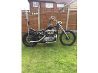 Harley Davidson 1200 Sportster Chopper