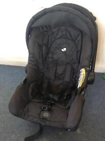joie baby car seat/ carrier for new born baby