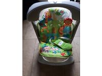 Fisherprice baby swing