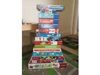 Puzzles abd board games