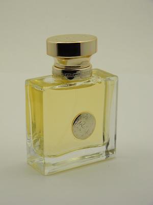 Versace Pour Femme Signature EDP Eau de Parfum Spray 1.7oz 50ml Unboxed With Cap