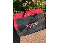 Planet X soft bike bag