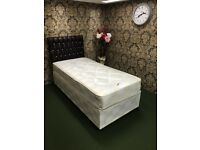 Brand New 3FT Single Candy Bed Set With Fast Delivery.....