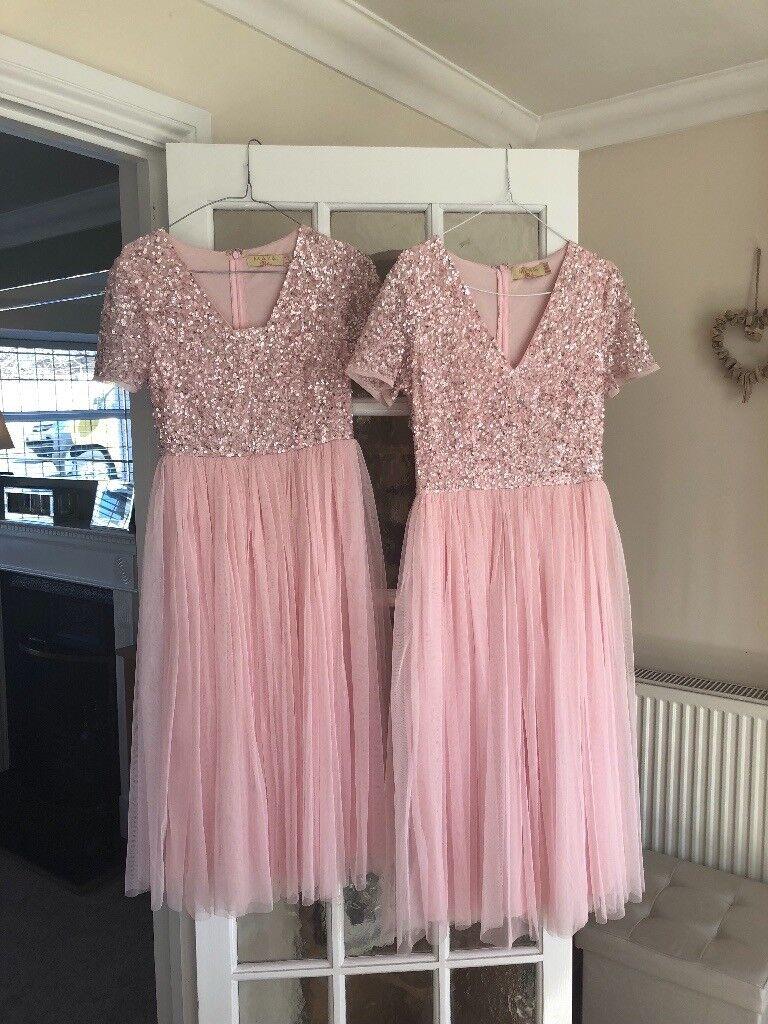 Increíble Childrens Bridesmaid Dresses Debenhams Viñeta - Colección ...