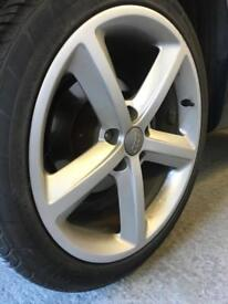 Alloy wheel refurbishment / smart repair / bodyshop / car repairs