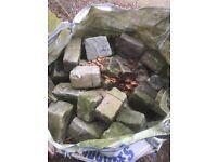 Granite Setts Reclaimed