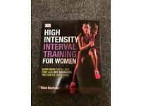 High Intensity Training for Women book - UNUSED